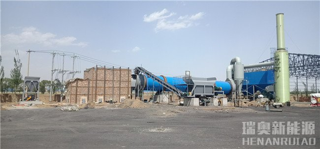 煤泥烘干机厂家